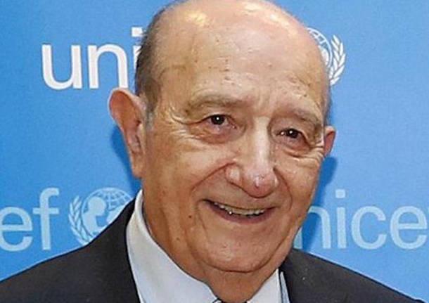 Francesco Samengo, presidente dell'UNICEF Italia